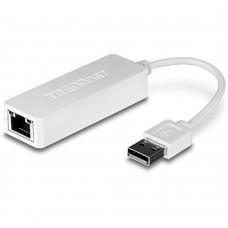 Adaptador de Red, Trendnet, TU2-ET100, USB a Ethernet 10/100 Mbps