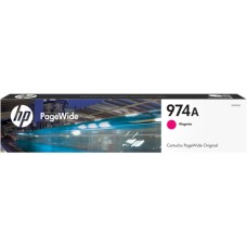HP - Cartucho de Tinta, HP, L0R90AL, 974A, Magenta, 3000 Páginas