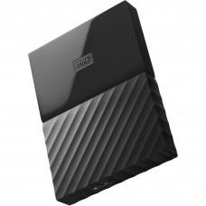 Disco Duro Externo, WD, WDBYNN0010BBK-WESN, USB 3.0, 2.5 pulgadas, Negro