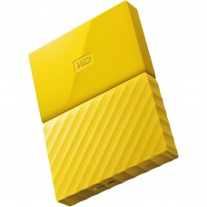 Disco Duro Externo, WD, WDBYNN0010BYL-WESN, USB 3.0, 2.5 pulgadas, Amarillo