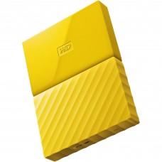 Disco Duro Externo, Western Digital, WDBYFT0030BYL-WESN, 3TB, USB 3.0, 2.5pulgadas, Amarillo
