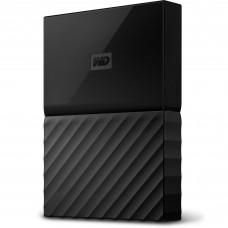 Disco Duro Externo, Western Digital, WDBFKF0010BBK-WESN, 1TB, USB 3.0, 2.5pulgadas, Negro