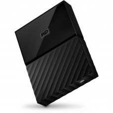 Disco Duro Externo, Western Digital, WDBP6A0020BBK-WESN, My Passport Wireless, 2TB, USB 3.0, 2.5 Pulgadas, Negro