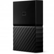 Disco Duro Externo, Western Digital, WDBP6A0040BBK-WESN, 4TB, USB 3.0, 2.5 pulgadas, Negro