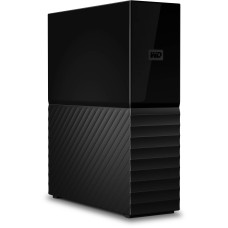 Disco Duro Externo, WD, WDBBGB0040HBK-NESN, USB 4.0, Negro