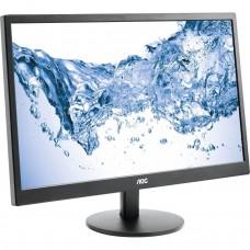 Monitor LED, AOC, M2470SWH, 24 pulgadas, 1920 x 1080, FHD, VGA, HDMI