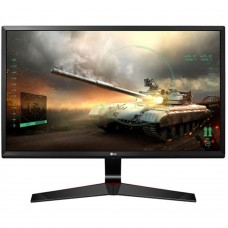 Monitor LED, LG, 10949, 27 pulgadas, Gamer, 75Hz, 1ms, Negro, VGA, HDMI, DVI, 1080p