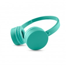 Audífonos con Micrófono, Energy Sistem, EY-424573, Bluetooth, Verde, Recargable