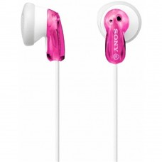 SONY - AUDIFONO INTERNO IN-EAR SONY E9-L9 COLOR ROSA CONECTOR 3.5MM