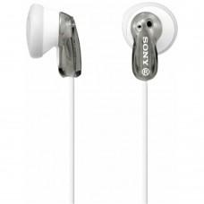 SONY - Audífonos, Sony, MDRE9LPHCU, E9-L9, Blanco con Gris, 3.5 mm