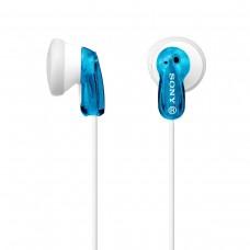 SONY - Audífonos, Sony, MDRE9LPLCU, E9-L9, Blanco con Azul, 3.5 mm