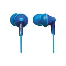 PANASONIC - Audífonos, Panasonic, RP-HJE125PPA, Azul, 3.5 mm