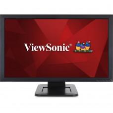 VIEWSONIC - Monitor LED, ViewSonic, TD2421, Multi-Touch, 23.6 Pulgadas, 1080, 60Hz, 5 ms, Negro