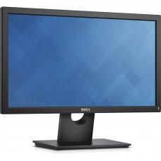 Monitor LED, Dell, 210-AGLW, E2016H, 19.5 pulgadas, 1600 x 900, 60Hz, 5ms, Negro