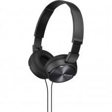 SONY - Audífonos con Micrófono, Sony, MDR-ZX310AP/BCU, Diadema, 3.5 mm, Negro