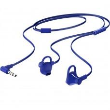 Audífonos con Micrófono, HP, X7B05AA#ABL, In-Ear, Azul