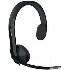 MICROSOFT - Audífonos con Micrófono, Microsoft, 7YF-00001, LifeChat, Alambrico, USB, Negro
