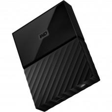 Disco Duro Externo Portatil, Western Digital, WDBYFT0040BBK-WESN, My Passport, 4TB, USB 3.0, 2.5 Pulgadas, Negro