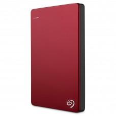 Disco Duro Externo, Seagate, STDR2000103, 2TB, USB 3.0, 2.5 pulgadas, Rojo