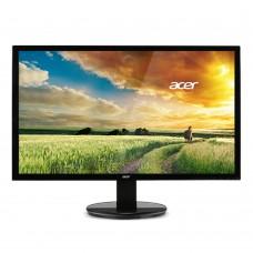Monitor LED, Acer, UM.UX6AA.B02, 23.6 pulgadas, 1080p, 60Hz, 5ms, Negro
