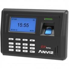 Control de Asistencia, Anviz, AN-EP300, Biométrico, Teclado, Incluye Software, Batería de Respaldo