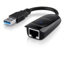 Adaptador de Red, Linksys, USB 3.0 a Ethernet RJ45, 10/100/1000 Mbps, Gigabit