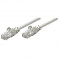 Cable de Red, Intellinet, 319768, Cat 5E, 3 m, Gris