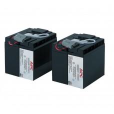 APC - Batería para UPS, APC, RBC55, Cartucho #55
