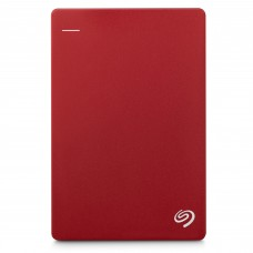 Disco Duro Externo, Seagate, STDR1000103, 1 TB, USB 3.0, Rojo