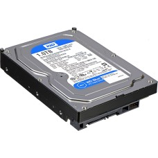 Disco Duro Interno, Western Digital, WD10EZEX, 1 TB, SATA, Blue Label, 3.5 pulgadas