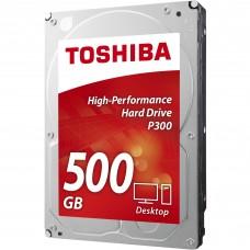 Disco Duro Interno Toshiba 500GB 3.5 7200 SATA3 64MB Cache