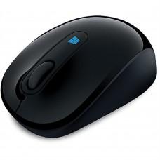 Mouse BlueTrack, Microsoft, 43U-00001, Inalámbrico, Negro