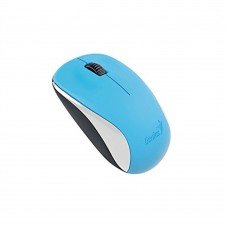 Mouse Blue Eye, Genius, 31030109109, NX-7000, Inalámbrico, Azul