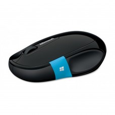 Mouse Bluetrack, Microsoft, H3S-00009, Bluetooth, Inalambrico, Sculpt, Comfort, Negro