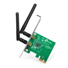 Tarjeta de red inalámbrica, TP-Link, TL-WN881ND, PCIe x1, 300 Mbps, IEEE 802.11 b/g/n