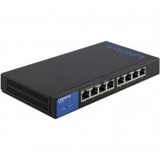 LINKSYS - Switch, Linksys, LGS308, 8 Puertos 10/100/1000 Mbps