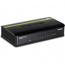 TRENDNET - Switch, Trendnet, TE100-S8, 8 puertos 10/100 Mbps