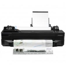 Plotter, HP, DesignJet T120, CQ891A#B1K, 24 pulgadas, 1200 x 1200 DPI, 4 Tintas, USB 2.0, WiFi