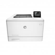 Impresora Laser, HP, M452DW, LaserJet Pro 400, Color, Duplex, Wireless, USB, Ethernet