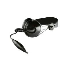 Perfect Choice - Audífonos con Micrófono, Perfect Choice, PC-110323, Diadema, Estéreo, 3.5 mm, Control de Volumen