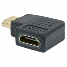 MANHATTAN - Adaptador, Manhattan, 353496, HDMI Macho a Hembra, Cople, Negro