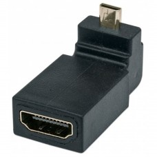MANHATTAN - Adaptador, Manhattan, 353441, Micro HDMI a HDMI