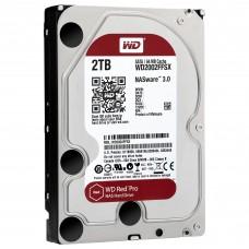 Disco Duro Interno, Western Digital, RED Pro, WD2002FFSX, 2 TB, SATA III 6 Gb/s