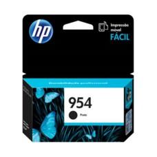 HP - Cartucho de Tinta, HP, L0S59AL, 954, Negro, 1000 Páginas