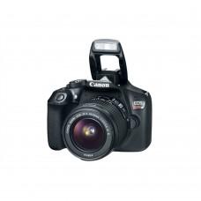 Cámara Fotográfica, Canon, 1159C005AA, Rebel EOS T6, 18 MP, LCD3, CMOS, WIFI, NFC, Lente 18-55 mm