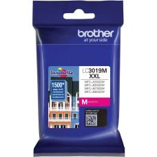 BROTHER - Cartucho de Tinta, Brother, LC3019M, Magenta, Alto Rendimiento