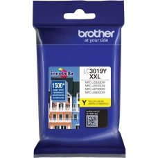 BROTHER - Cartucho de Tinta, Brother, LC3019Y, Amarillo, Alto Rendimiento