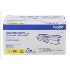 BROTHER - Cartucho de Tóner, Brother, TN439Y, Amarillo, Alto Rendimiento, 9000 paginas