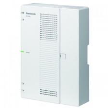 PANASONIC - Conmutador, Panasonic, KX-HTS32MX, 4 Líneas, 8 Extensiones, Analógico, SIP