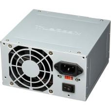 Fuente de Poder, Acteck, True Basix TB-05003, 480 W, 24 pin, 2 SATA, Plateado